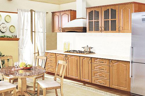 Кухня из дсп это пример современной