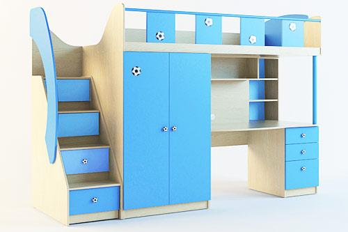 Детская мебель Тайм-аут